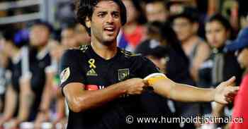 MLS MVP Carlos Vela will skip LAFC's trip to Orlando tourney - Humboldt Journal