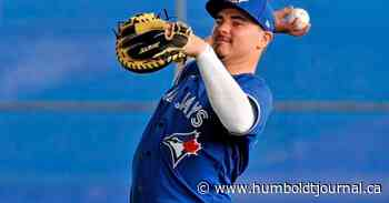 Jays' McGuire fined after pleading no contest to disorderly conduct charge - Humboldt Journal