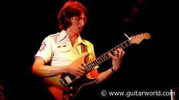 """Allan Holdsworth's """"secret"""" scale is one of the ultimate examples of 'outside' playing - here's how to use it - Guitar World"""