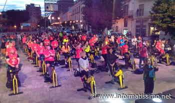 Putignano - La New Sporting House torna a pedalare sotto le stelle - Putignano Informatissimo