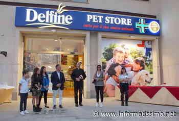 Anche Putignano ora ha il suo primo grande 'Delfine Pet Store' - Putignano Informatissimo