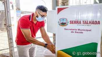 Prefeitura instala mais vinte lavatórios públicos em Serra Talhada - G1