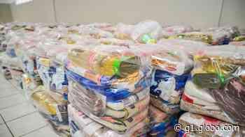 Serra Talhada contemplada com cestas básicas para atender famílias vulneráveis - G1