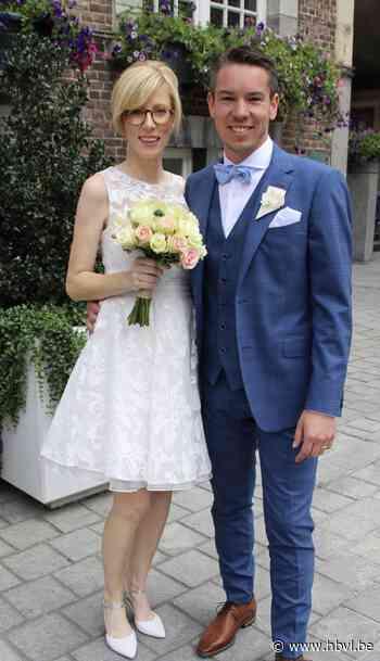 Sophie en Peter in Hasselt (Hasselt) - Het Belang van Limburg