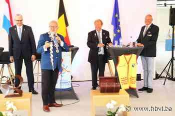 Kermtenaar Dany Vandevoort is eerste gouverneur van nieuw Rotarydistrict - Het Belang van Limburg