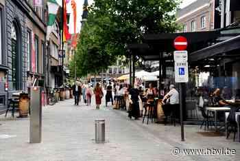 Na 11 uur geen auto's meer in centrum (Hasselt) - Het Belang van Limburg Mobile - Het Belang van Limburg
