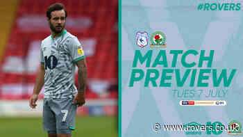 Preview: Cardiff City v Rovers