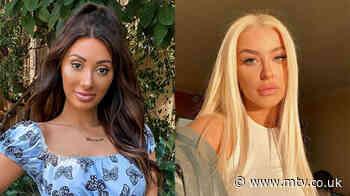 Is Tana Mongeau Dating Too Hot To Handle Star Francesca Farago?