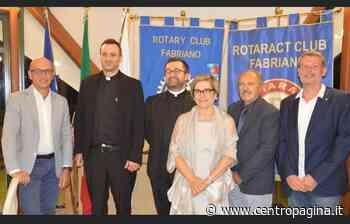 Fabriano: passaggio di consegne per Rotary e Rotaract - Centropagina