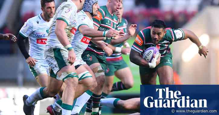 Tuilagi may test RFU's stuffy home-based clause for England selection