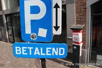 Betalend parkeren geldt weer vanaf 1 juli in Willebroek - Het Nieuwsblad