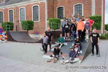 Skaters kunnen hartje ophalen (Tremelo) - Het Nieuwsblad