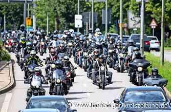 Rutesheim: Die Stadt sagt dem Biker-Krach den Kampf an - Rutesheim - Leonberger Kreiszeitung
