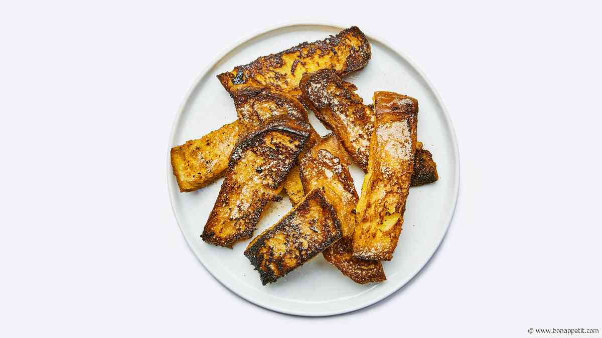 This Simple French Toast Recipe Has Just Five Ingredients