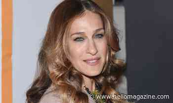 Sarah Jessica Parker shares exciting news during lockdown: 'At last' - HELLO!