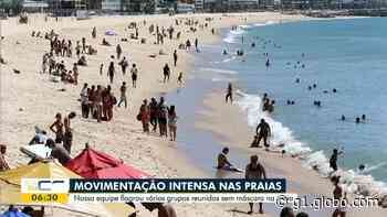 Grande Fortaleza concentra 47% dos casos de Covid-19 do Ceará - G1
