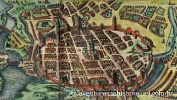 Enormes paredes de fortaleza medieval são encontradas na Polônia - Aventuras na História