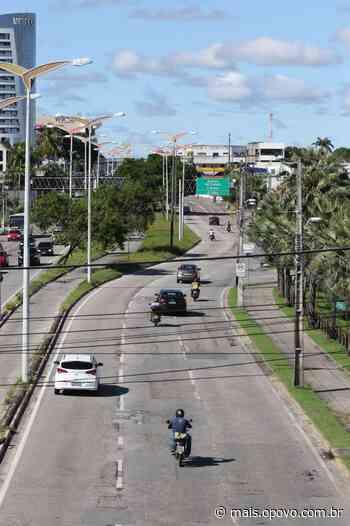Fortaleza já registra 80% do trânsito anterior ao da pandemia - O POVO