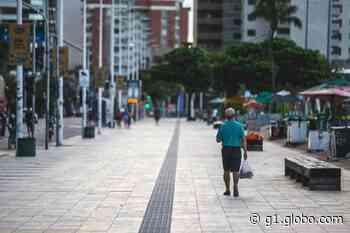 Fortaleza passa para fase 3 do plano de retomada, mas bares e barracas de praia seguem fechados; veja como ficam as regiões - G1
