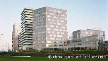 Campus créatif, à Rennes, par Philippe Dubus - Chroniques d'architecture