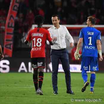 Eduardo Camavinga reste au centre du projet de Julien Stéphan à Rennes - Foot - L1 - Rennes - L'Équipe.fr