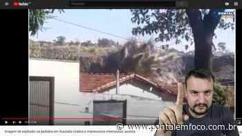 Primeiro caso em Gurinhatã, novo óbito suspeito em Ituiutaba, explosão na pedreira, incêndios e falta de água. Tudo às 10, um giro completo no seu dia! - Pontal Emfoco