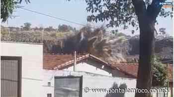 Imagem de explosão na pedreira em Ituiutaba viraliza e impressiona internautas; assista - Pontal Emfoco