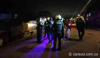 577 llamadas recibió la Policía Metropolitana en las líneas de emergencia - Caracol Radio