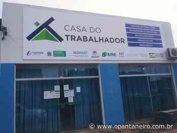 Casa do Trabalhador de Aquidauana está com nova fachada e divulga atendimentos - O Pantaneiro