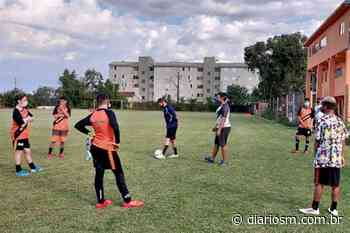 Novo Horizonte retoma os treinos seguindo protocolos - Esportes - Diário de Santa Maria