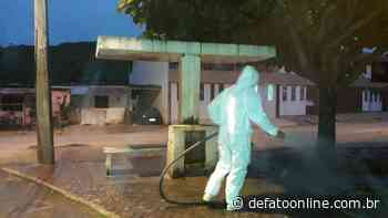 Santa Maria de Itabira registra a primeira morte por Covid-19 - DeFato Online