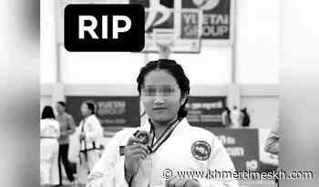 Taekwondo star dies in Kampong Speu house fire - Khmer Times