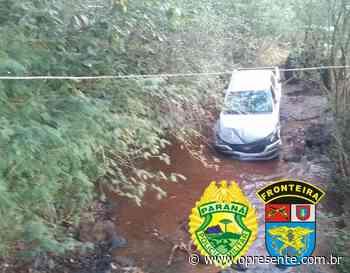 BPFron apreende caminhonete durante Operação Hórus em Santa Helena - O Presente