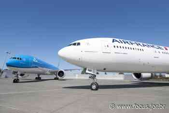 Air France volta a operar voos para Fortaleza a partir de outubro - Focus.Jor