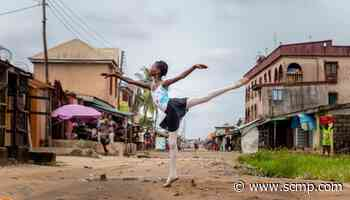 Dance academy brings ballet to underprivileged Nigerian children - South China Morning Post