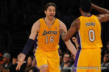 Pau Gasol Would Love 1 Last Dance With the Lakers This Season - Sportscasting