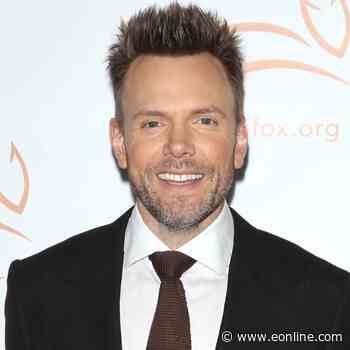 Try Not to Laugh Watching Joel McHale Attempt a TikTok Dance on Celebrity Game Face - E! Online