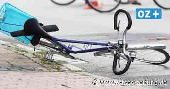 Radfahrer verletzt sich in Zinnowitz nach Unfall leicht am Kopf - Ostsee Zeitung