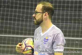 Ijuiense Mateus Soares considera como vitoriosa sua passagem pelo Cerro Largo Futsal - Rádio Progresso de Ijuí