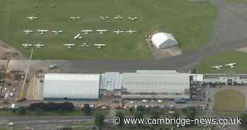 Veteran pilot to attempt world record at Cambridge Airport - Cambridgeshire Live