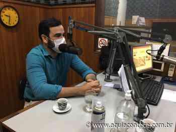 Em entrevista à Penedo FM, ortopedista alerta para lesões na mão durante quarentena - Aqui Acontece