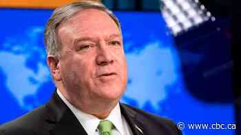 U.S. looking at banning Chinese social media apps, including TikTok, Pompeo says