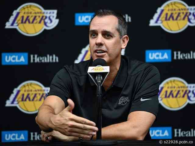 Frank Vogel Wants Lakers To Capitalize On Individual Workouts