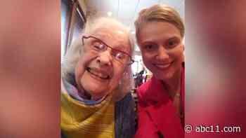 Woman celebrates two major milestones: Turning 100 years old and beating COVID-19