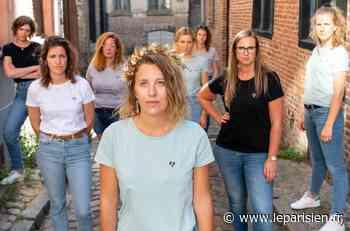Deuil-la-Barre : ses T-shirts aident à lutter contre la précarité menstruelle - Le Parisien
