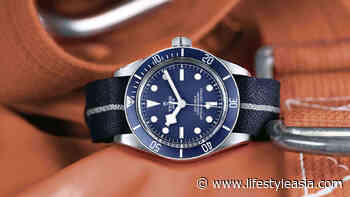 New watch alert: The Tudor Black Bay Fifty-Eight 'Navy Blue' - Lifestyle Asia