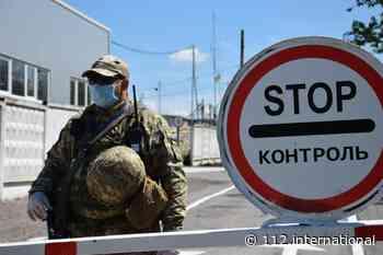 Donetsk militants open Olenivka checkpoint - 112 International