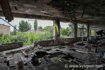Five trucks with ICRC humanitarian aid head to Donetsk - Kyiv Post