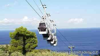 Crollano i viaggiatori e la funivia di Taormina è in crisi - Gazzetta del Sud - Edizione Messina