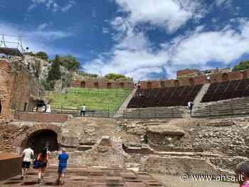 Archeologia: Parco Taormina, 14 mila visitatori a giugno - Agenzia ANSA